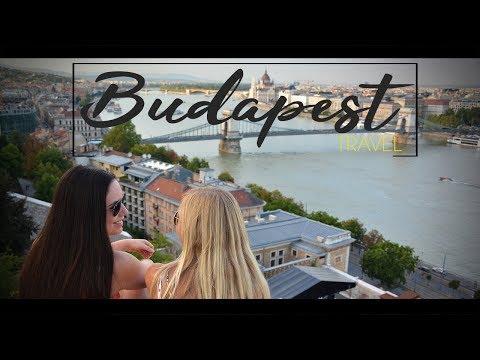 Travel to Budapest - Hungary - GoPro - 4K