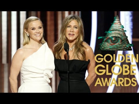 LOOK WHAT AGENDAS CELEBRITIES WERE PUSHING AT THE GOLDEN GLOBES AWARDS