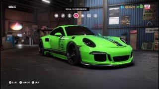 NFS Payback: Porsche 911 GT3 RS [RaceBuild]