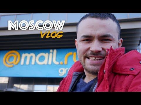 Москва: Офис Mail.ru Group, Odnoklassniki.ru / VLOG