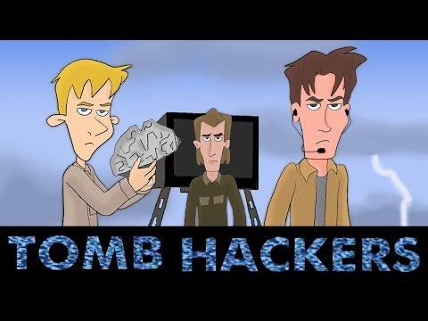 """Tomb Hackers"" (2003)"