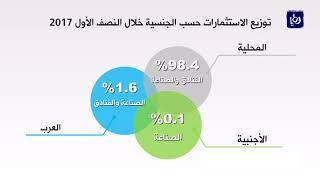 635 مليون دينار حجم الاستثمار المستفيدة من قانون في النصف الأول من العام الحالي