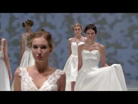 Carlo Pignatelli sfila al Promessi Sposi Bridal Show di Bari 2016