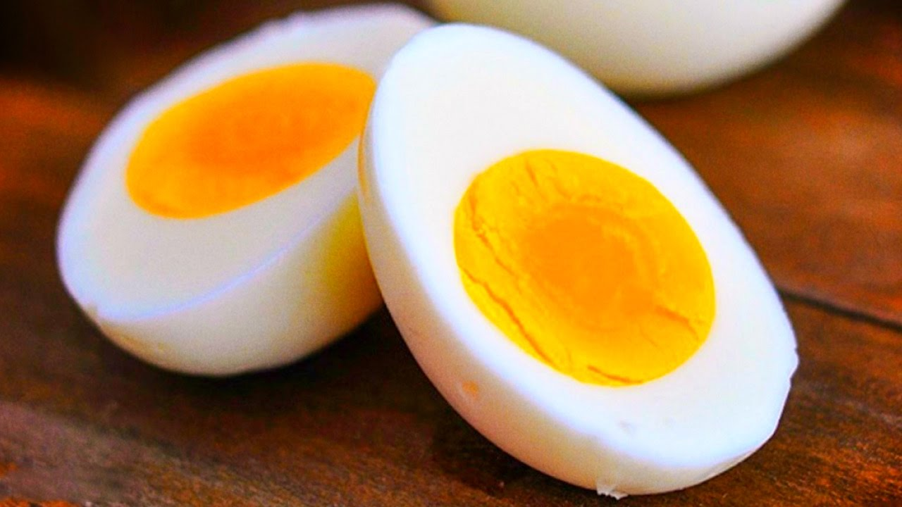 THE BOILED EGGS DIET: Lose 10 kg In 2 Weeks! - YouTube