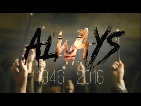 RIP Alan Rickman. / RIP Алан Рикман.