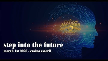LIVE CAM AWARDS 2020 - 6TH ANNUAL EDITION