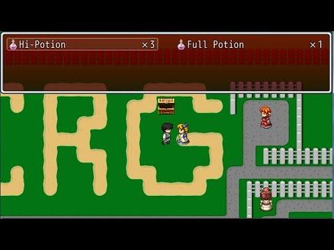 """Key Item"" Tutorial - RPG Maker VX Ace |"