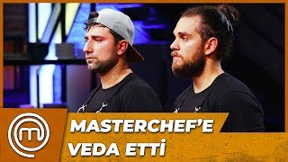 MasterChef Türkiye'ye Veda Eden İsim | MasterChef Türkiye 62.Bölüm