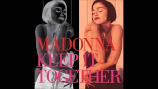 Madonna - Keep It Together (Single Remix)