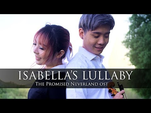 【violin+piano】Promised Neverland - Isabella's Lullaby 🎵