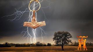 Mjölnir   Le marteau de Thor
