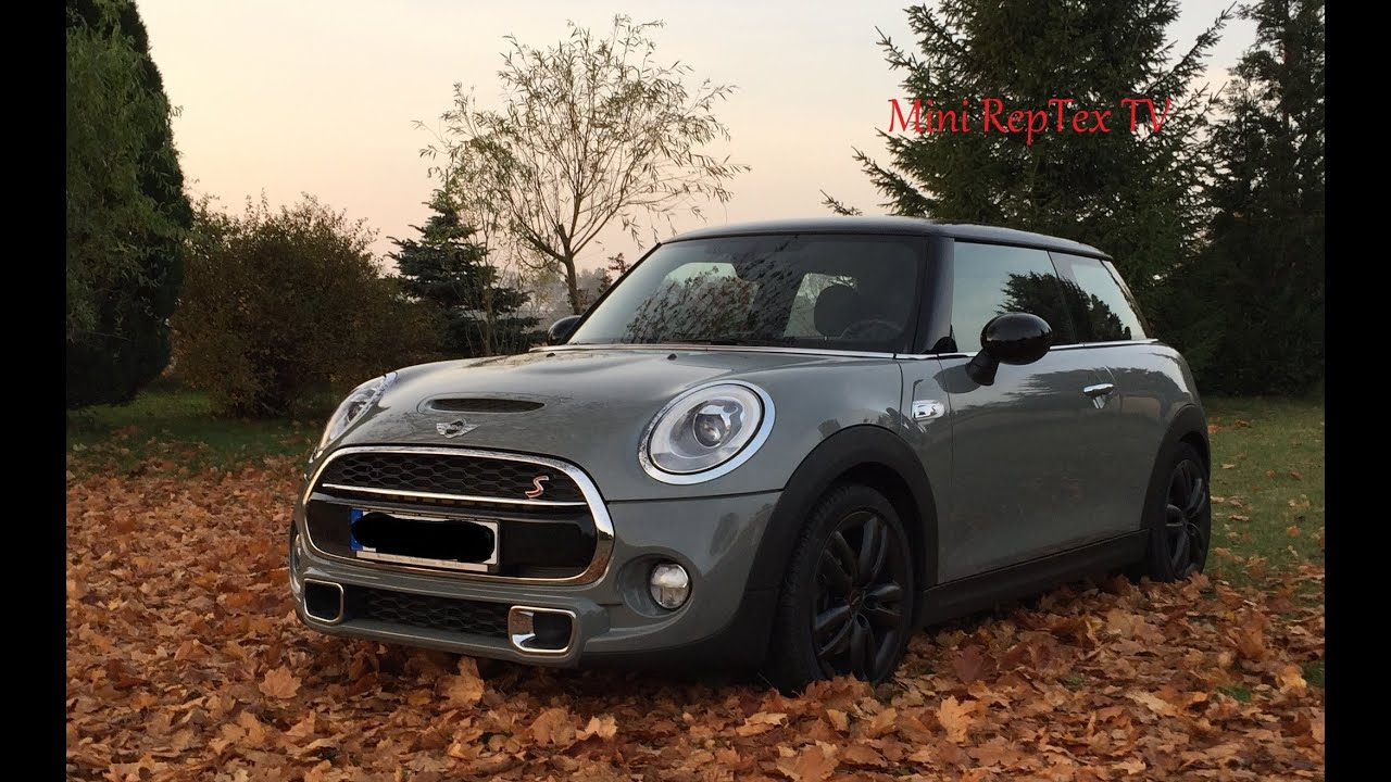 mini cooper s john cooper works f56 akrapovic. Black Bedroom Furniture Sets. Home Design Ideas