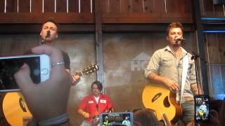 Love and Theft~Whiskey On My Breath (HGTV Lodge performance)