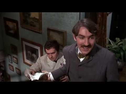 """Смешная английская комедия """"Не тот ящик"""" (The Wrong Box, 1966)"""