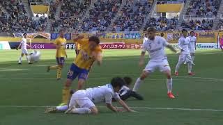 2018年3月31日(土)に行われた明治安田生命J1リーグ 第5節 仙台vs長...