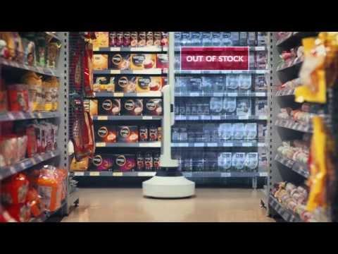 Realidad virtual, robots y beacons: el futuro de las...
