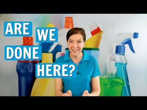 how-to-end-a-job,-get-paid,-and-leave---house-cleaning-&-maids