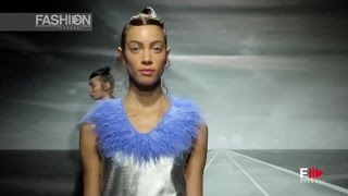 Download BERNARD CHANDRAN Spring Summer 2016 Full Show Paris by Fashion Channel