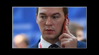 Смотреть видео Дегтярев подал документы на выдвижение кандидатом на пост мэра Москвы онлайн