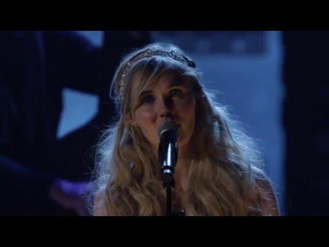 150325 Clare Bowen, Sam Palladio Fade Into You Nashville On The Record Clip