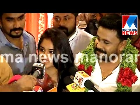 This decession taken by me, says Dileep's daughter | Manorama News