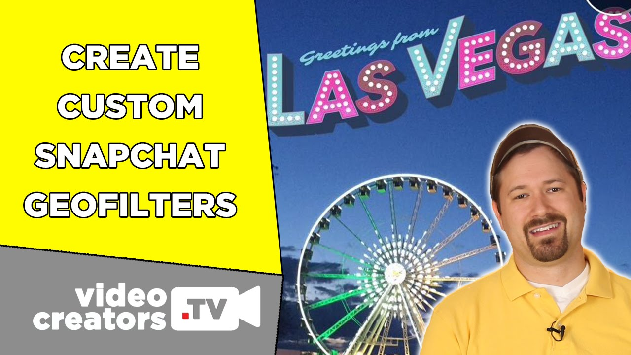 How to create a custom geofilter on snapchat youtube for How to make a geofilter for free