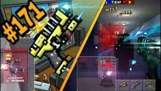 Pixel gun 3d. {#171} Электронный пистолет [Переобзор]. Встретил хакера с Jbro mod`ом!