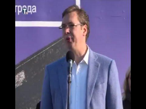 Vučić: Nema više teških mera, Srbija reagovala na vreme