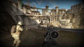 Project Reality: Battlefield 2 - Jabal Al Burj (64 Bot Singleplayer)