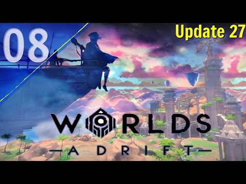 The Deck Building Glitch Is Frustrating | Worlds Adrift Update 27 (Kubo PvE) #8
