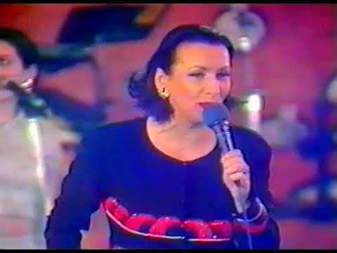 Vesna Zmijanac - Da li ti je veceras po volji - LIVE - (Poselo 1996)