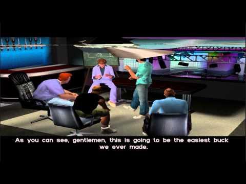 Grand Theft Auto: Vice City - Chapter 13 - Malibu Club (Cutscenes)