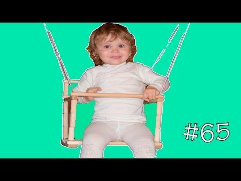 ЛАЙФХАК | КАК СДЕЛАТЬ КАЧЕЛИ ДЛЯ ДЕТЕЙ В КВАРТИРЕ