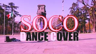 STARBOY - SOCO ft. TERRI X SPOTLESS X CEEZA MILLI X WIZKID ( OFFICIAL DANCE VIDEO)