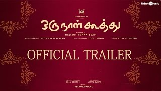 Oru Naal Koothu Official Trailer | Dinesh | Mia George | Justin Prabhakaran | Releasing on 10th June