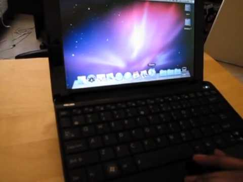 mac os x snow leopard on asus eee pc 1005ha