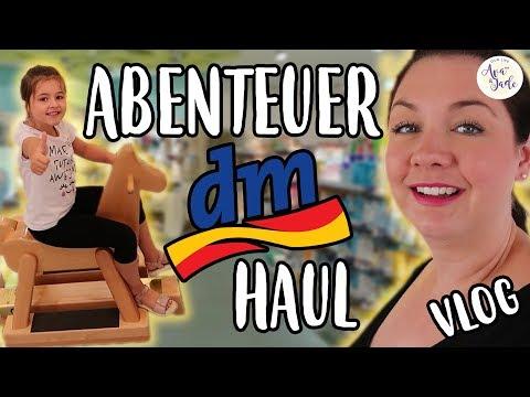 Abenteuer DM und ein kleiner DM Haul! 💕 Our Life Ava & Jade VLOG