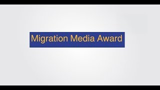 Are you a journalist dealing with migration in the Euro-Mediterranean region?