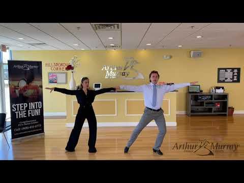 Samba Edition | Arthur's Footprints | Arthur Murray International