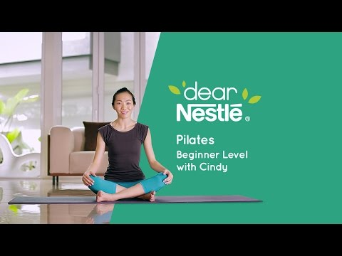 10-minute workouts – Pilates Beginner's Level