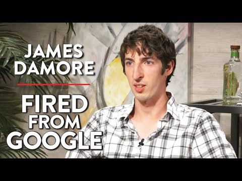 Fired Google Engineer James Damore (LIVE)
