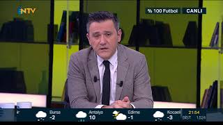 Rıdvan Dilmen ve Murat Kosova ile %100 Futbol (Beşiktaş-Galatasaray | 17 Ocak 2021)