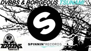 DVBBS & Borgeous - Tsunami (7GreeNs Bootleg) [FREE DOWNLOAD]