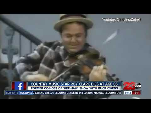 Remembering Roy Clark, country music star and Hee Haw host