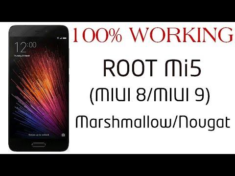 How To Root Xiaomi Mi5 (Marshmallow, Nougat)