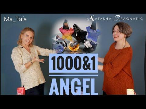 1000&1 Angel Mugler | Ms_Tais | Natasha Fragnatic