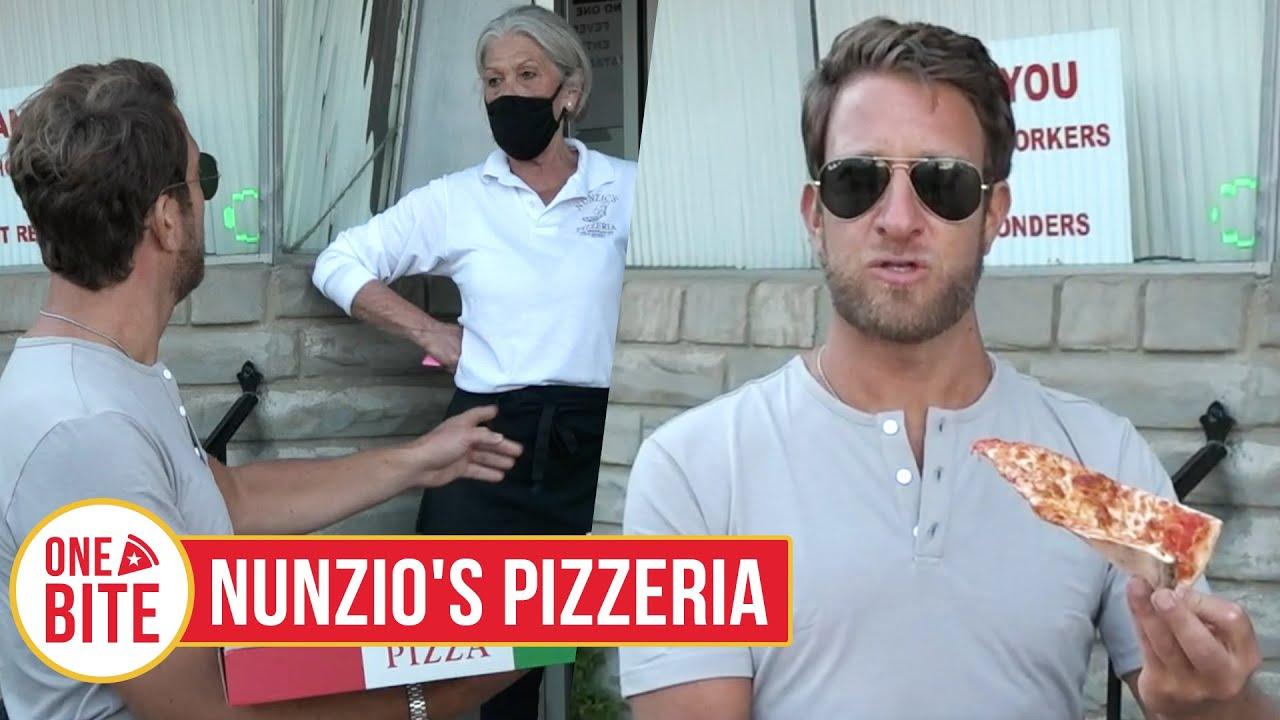 Barstool Pizza Review - Nunzio's Pizzeria (Long Branch, NJ)