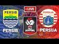 PERSIJA VS PERSIB BANDUNG LIVE STREAMING | PREDIKSI PERTANDINGAN FINAL LEG 1 PIALA MENPORA