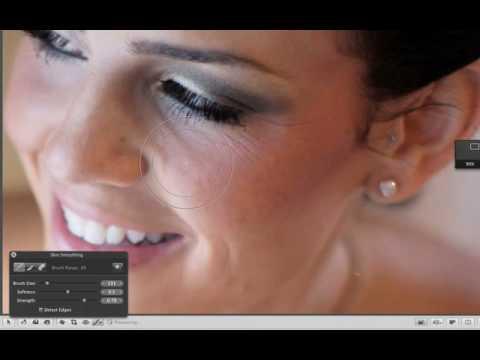 Aperture 3 Tutorials : 5.4 - Editing Images - Using Quick Brushes to Retouch Photos