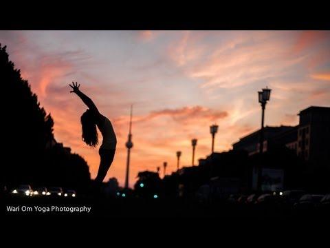 YOGA IN BERLIN ❤ by Wari Om